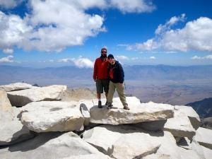 14,505 ft. (CA)